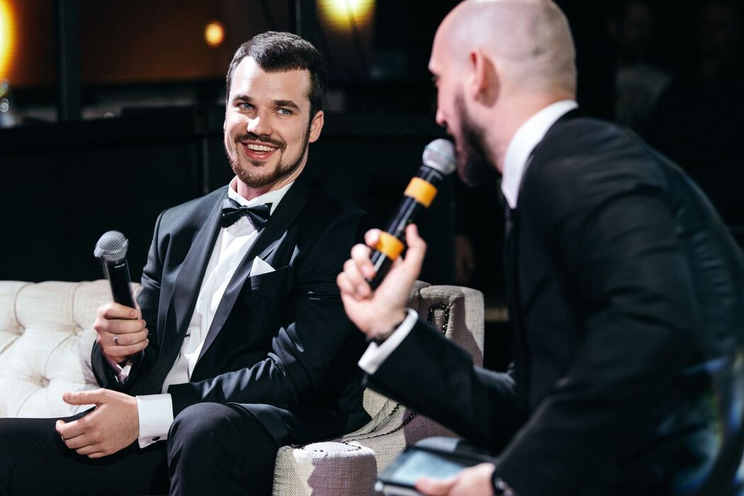 Свадебный ведущий Дмитрий Венгерчук
