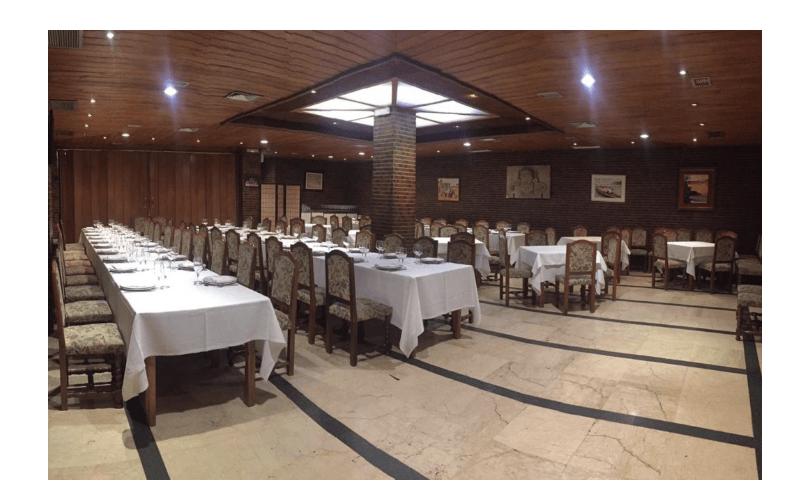 Restaurante Conde de Alaba