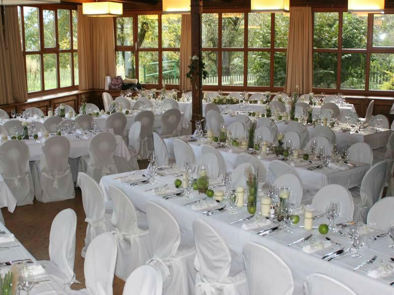 Beispiel: Eindruck von den Räumlichkeiten, Foto: Restaurant Landgasthof Bogner.