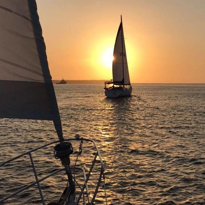 Pilgrim Sailing
