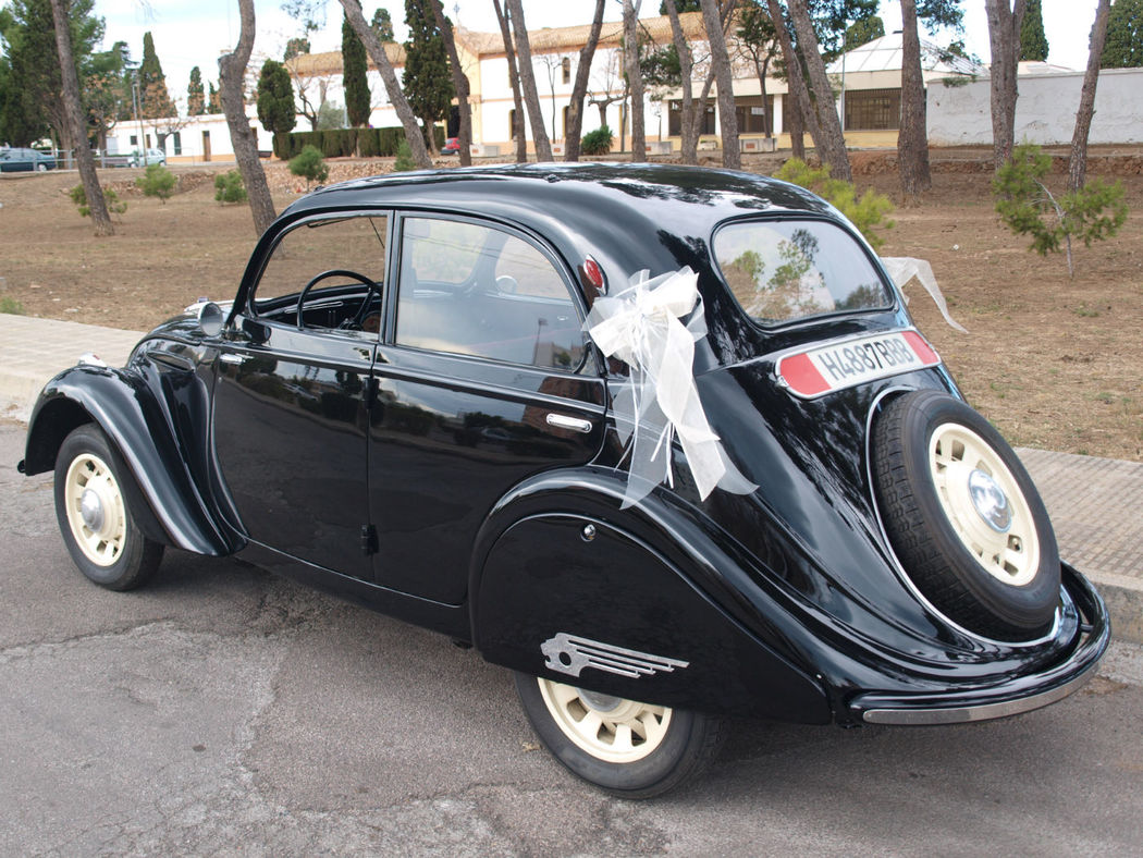 Peugeot 202 de 1938 (Levante)