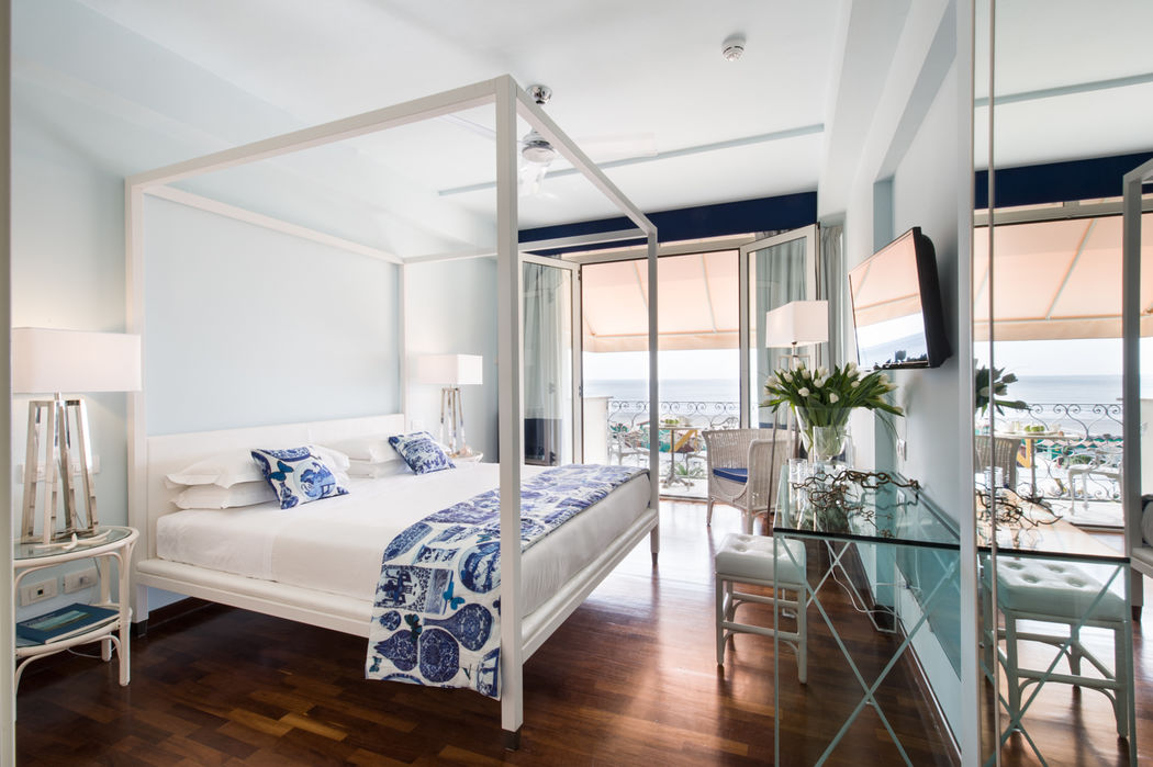 Hotel Il Negresco superior room
