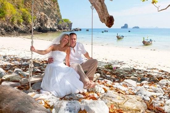 Beach Wedding Thailand