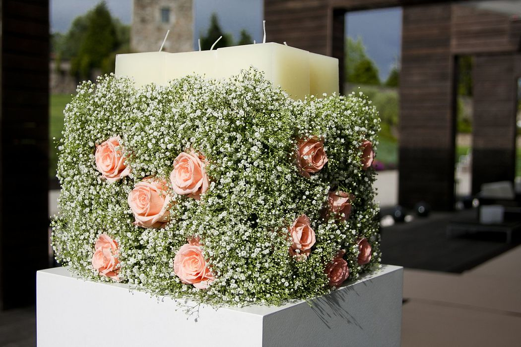 Casamento civil *A+G* Decoration and wedding planner project