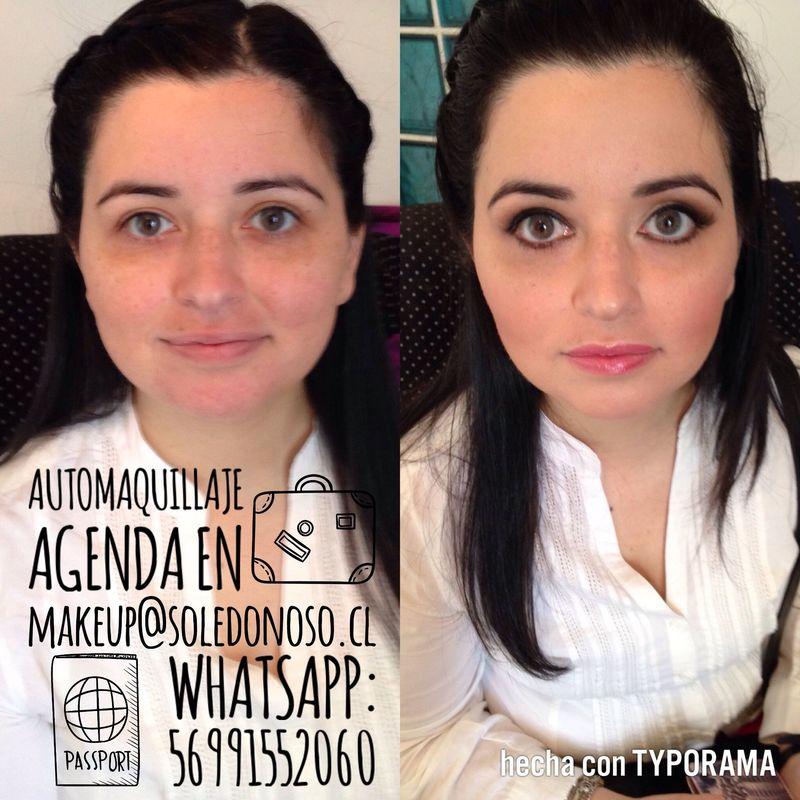 Sole Donoso Makeup