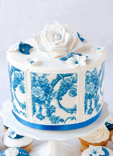 Personalisiertes Design - Delft blue