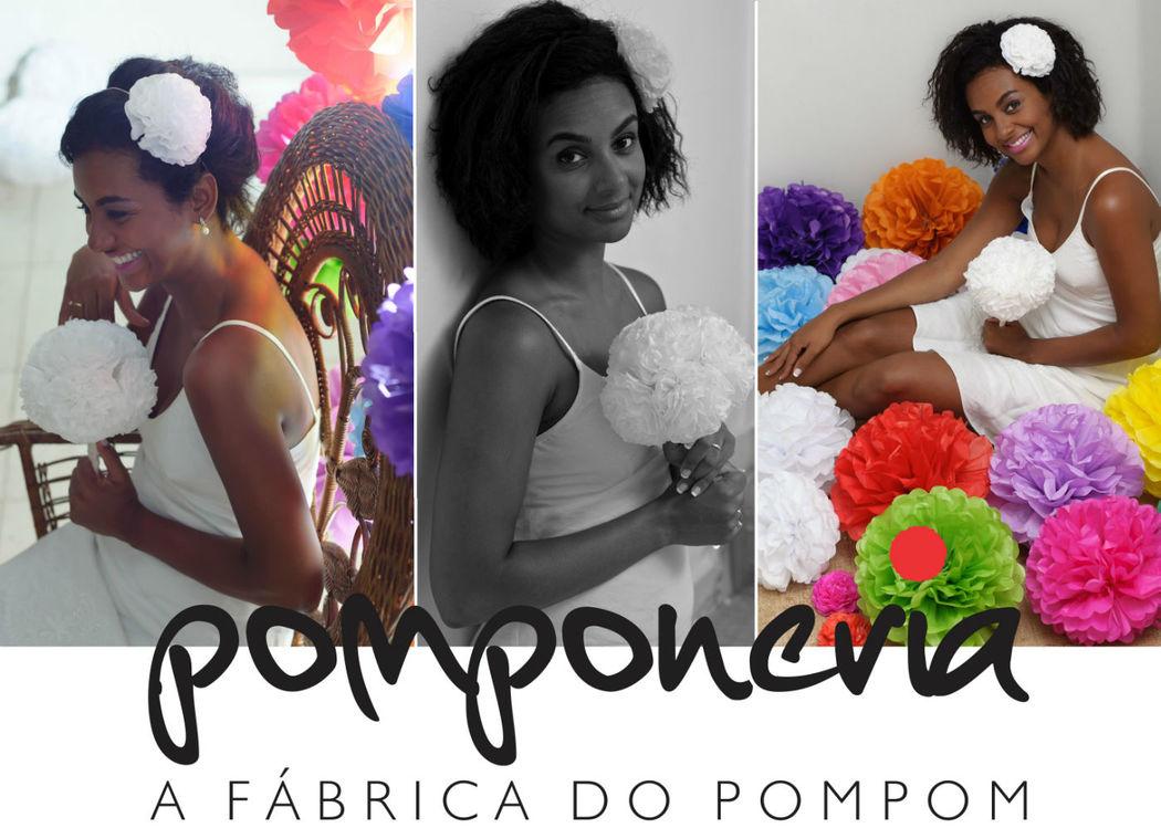 Pomponeria - A Fábrica do Pompom