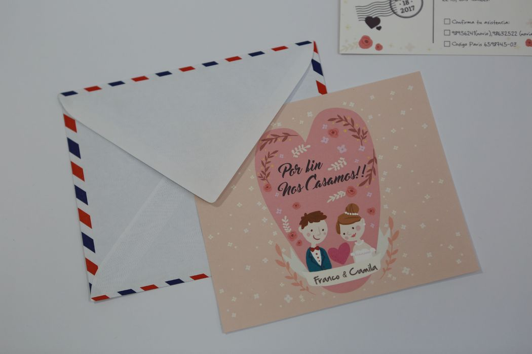 Parte Postal