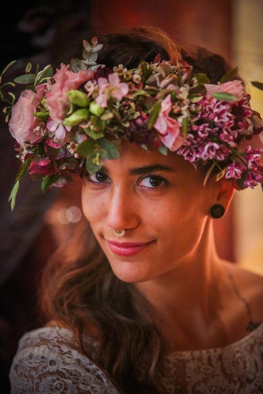 Joséphine fleuriste