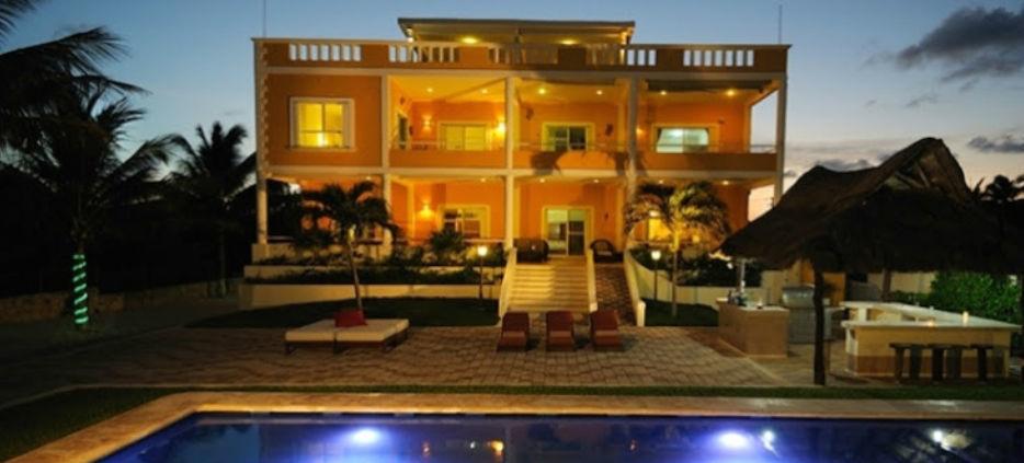 Villa privada por bodas