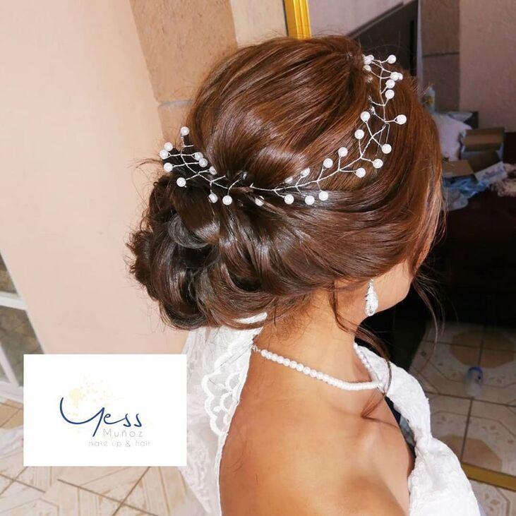 Yess Muñoz - Make Up & Hair