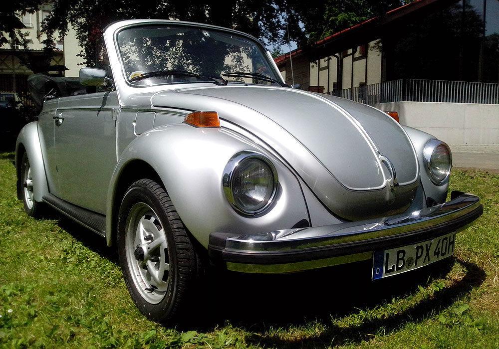 Beispiel: VW Käfer Cabrio, Foto: Rent My Classic Car.