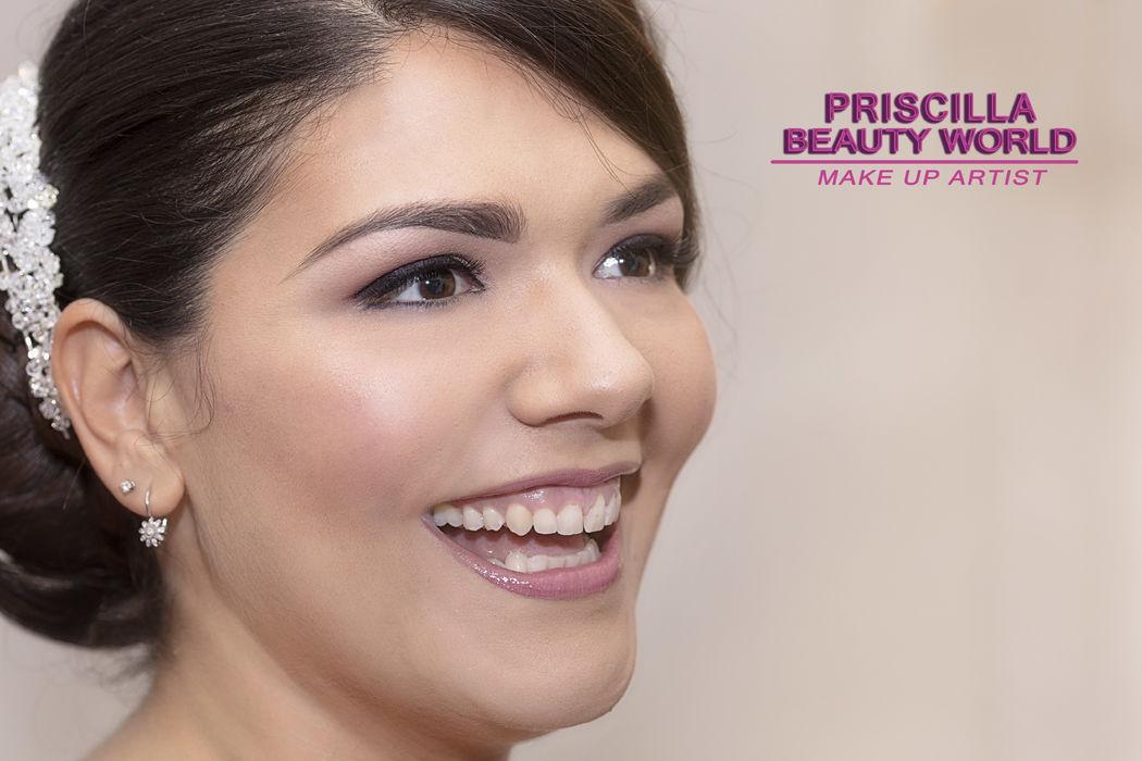 Priscilla Beauty World:  Make Up Sposa  Silvia