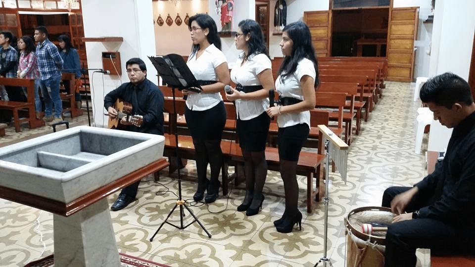 Coro Encantos
