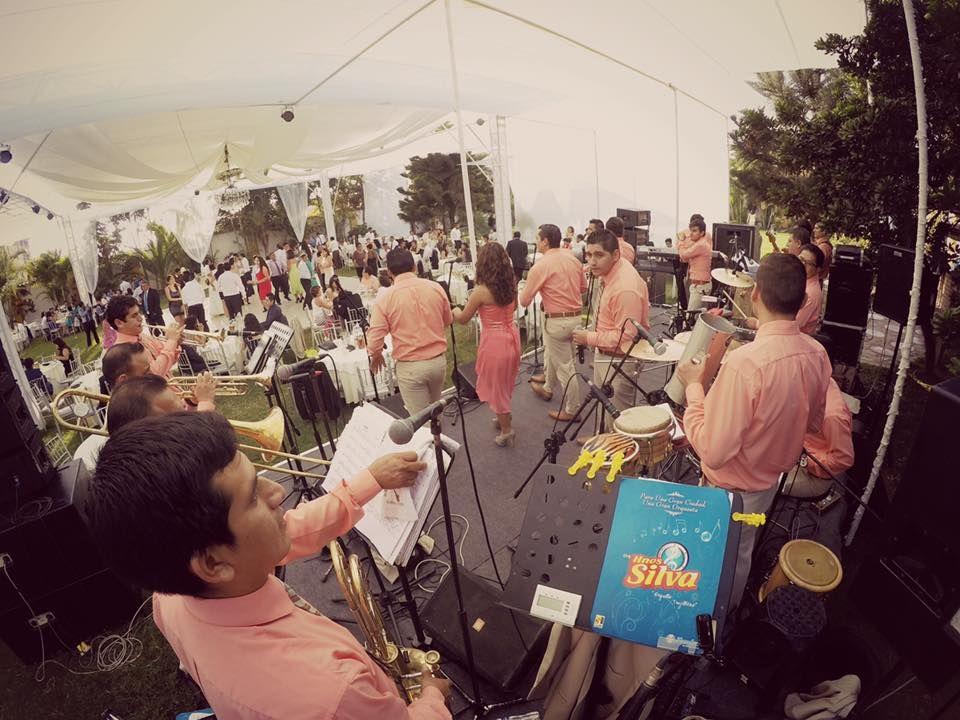 Orquesta Hnos Silva