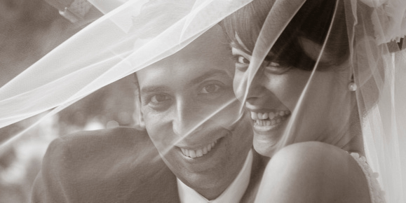 Beispiel: Atemberaubend schöne Fotos von Ihrer Hochzeit, Foto: sunGallen.