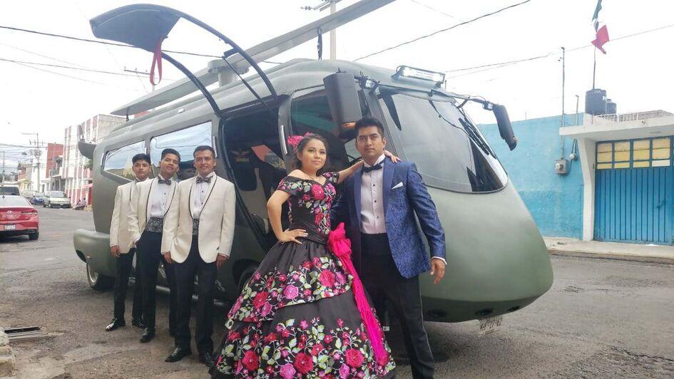 Mega Limusinas Puebla