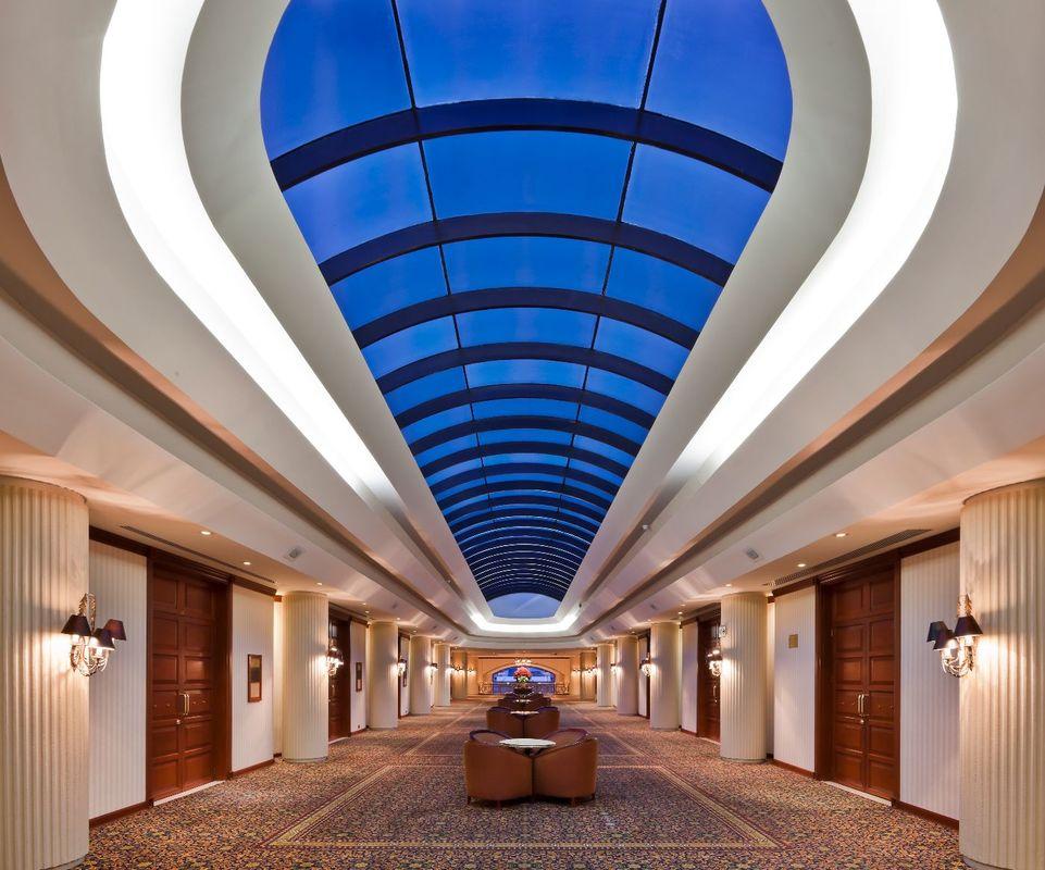 Foyer Central -Swissôtel Lima