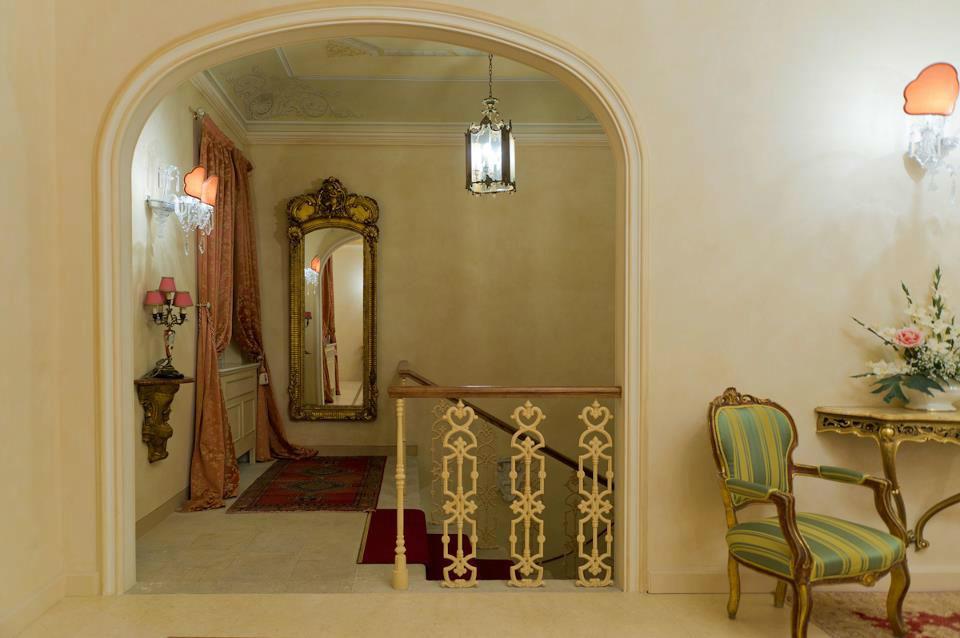 ingresso piano nobile