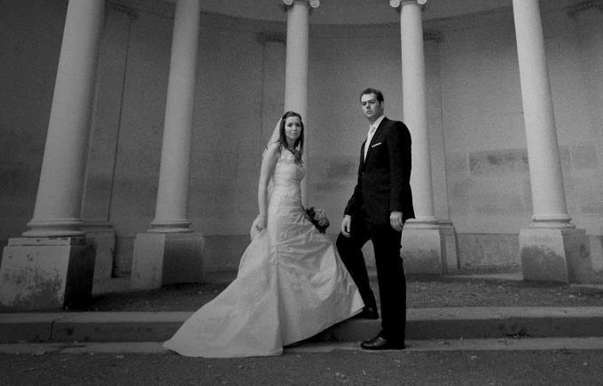 Beispiel: Hochzeitsfoto, Foto: Emotion Worx.