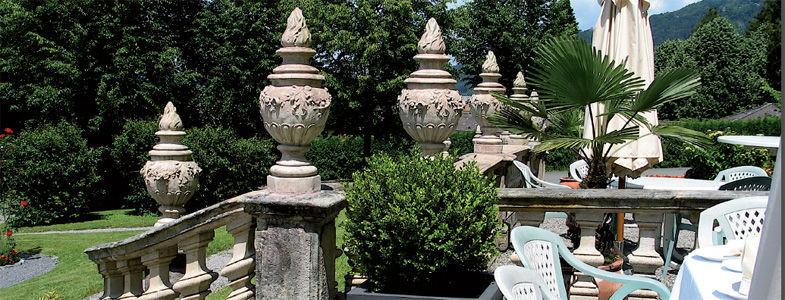 Beispiel: Romantisches Ambiente, Foto: Villa Raczynski.