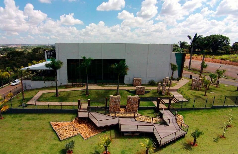 Hípica Hall. Foto: Lincoln Iff e Cláudio Andrade