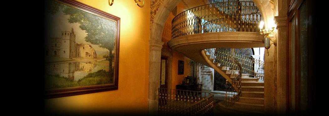 Hotel Museo Palacio de San Agustín en San Luis Potosí