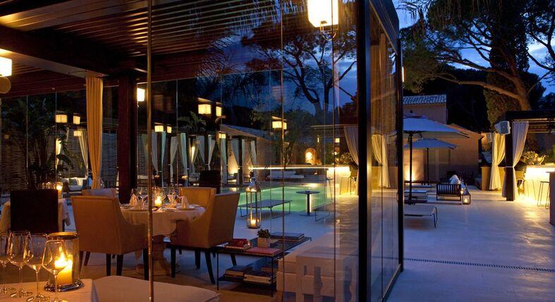 Muse - Hotel de luxe Saint Tropez / Ramatue