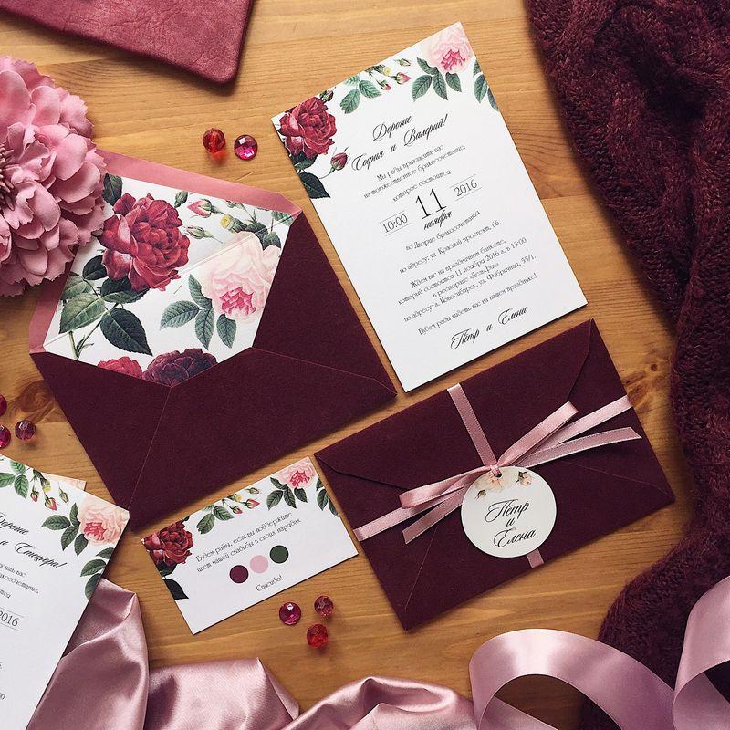 Открытки, полиграфия свадебные приглашения новосибирск