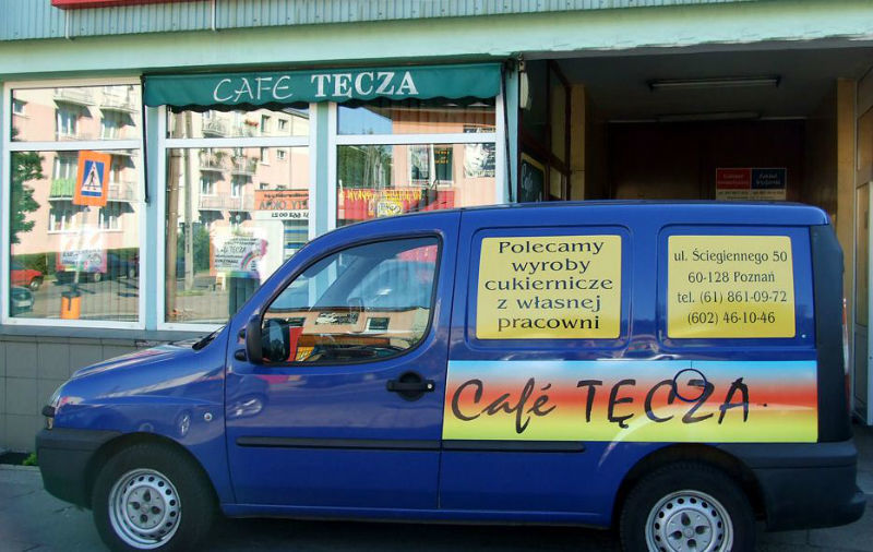 Cafe Tęcza