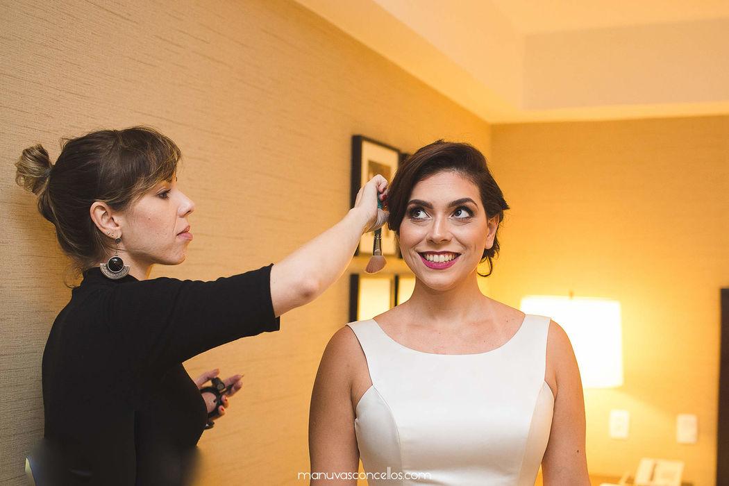 Daniella Tostes Makeup