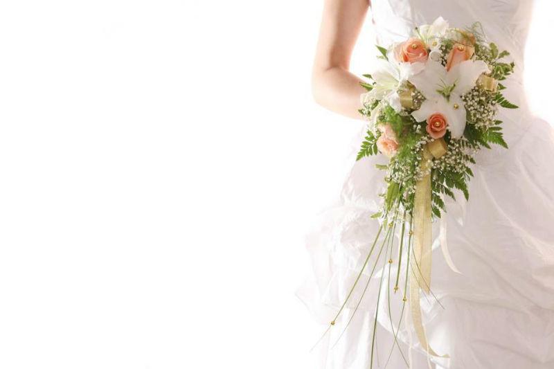 Von der Hochzeitsfloristik bis zum Brautkleid