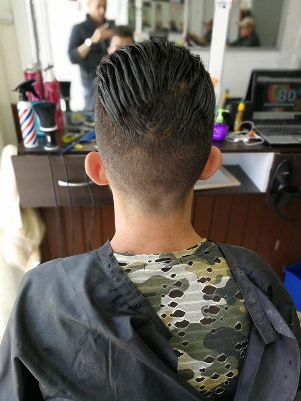 Barbería & Salón Carlos Quintero