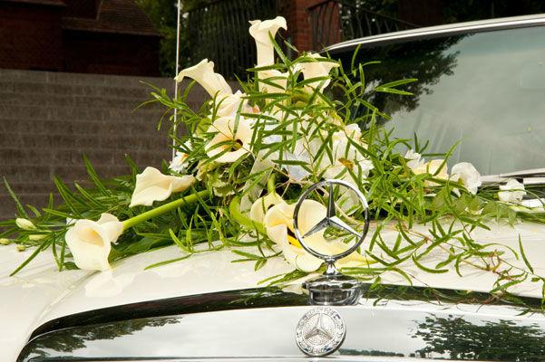 Beispiel: Ihr Traumauto zur Hochzeit, Foto: Oldtimer Paradies.