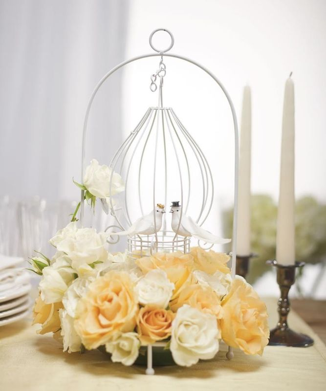 Gabbietta Decorativa per Tavoli