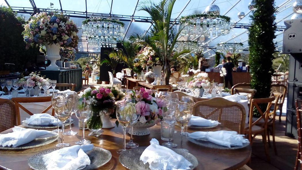 Quinta do Alto Festas & Eventos