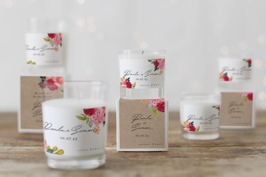 Cotton Bird - Cadeau d'invité