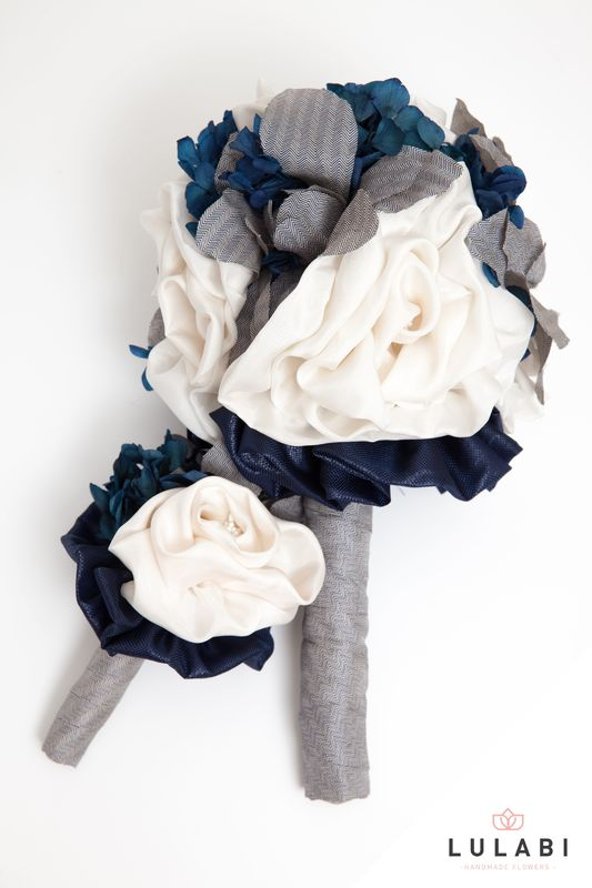 LULABI Handmade Flowers /Ramo y Réplica