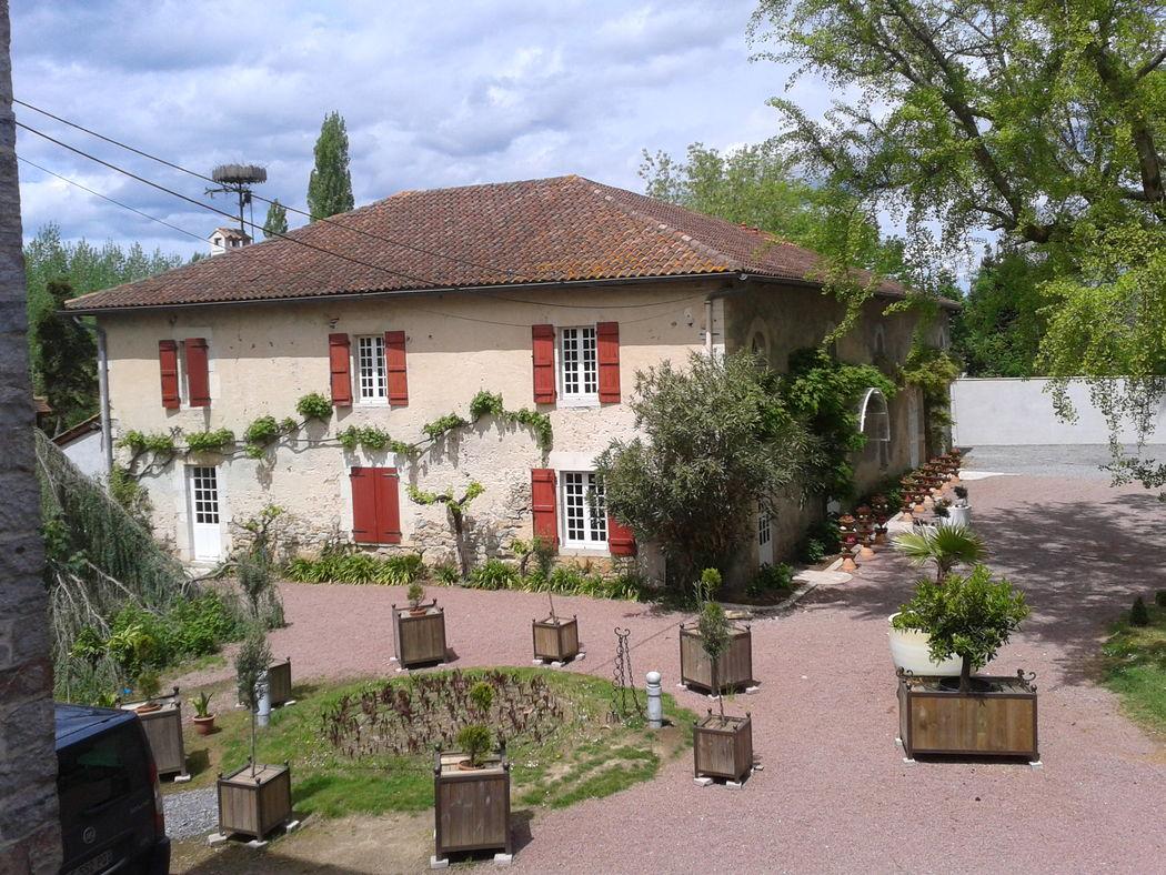 L'Orangerie du Château de Bordus