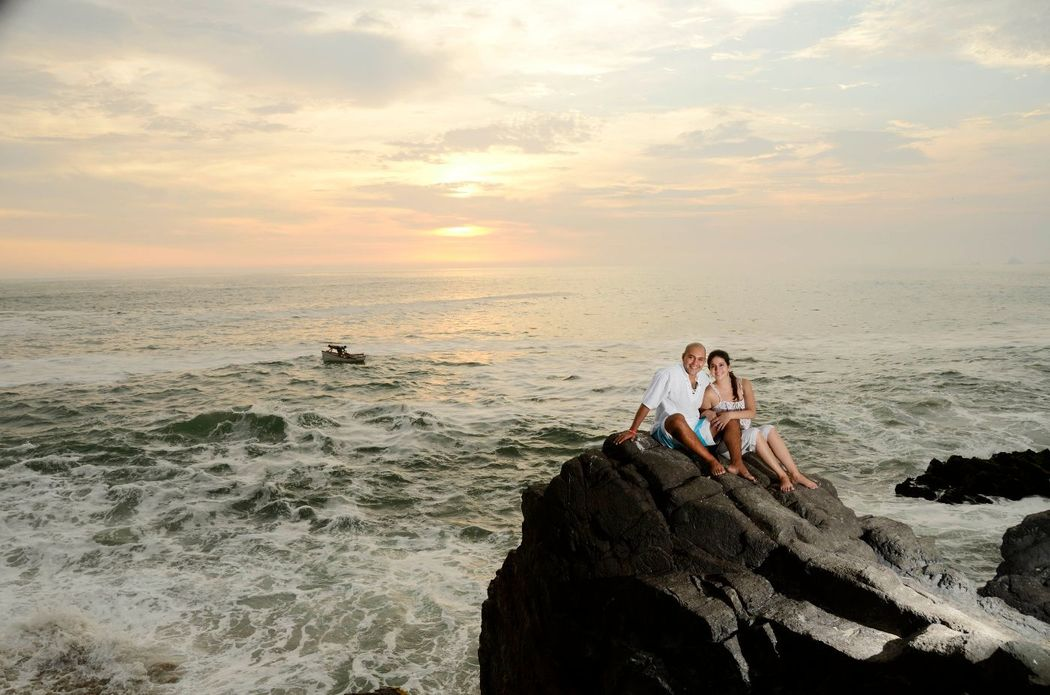 Pre boda playa PUNTA NEGRA