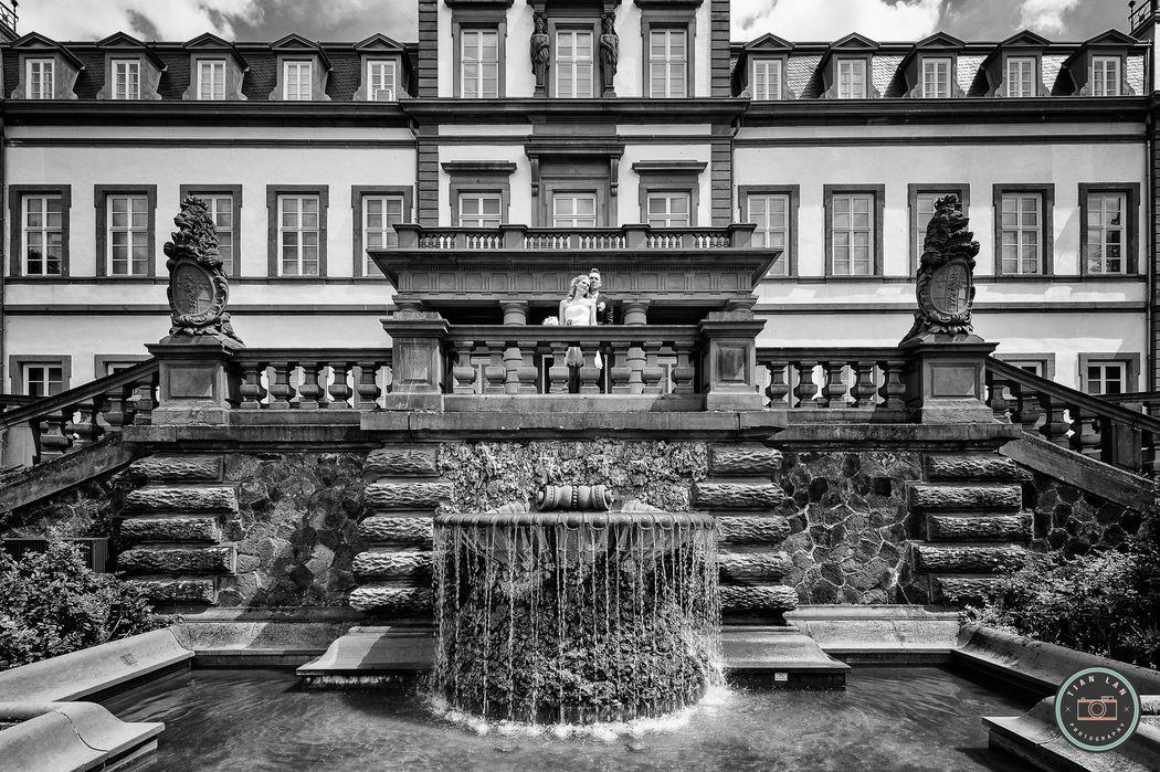 Tian Lan Photography - Hochzeitsfotograf Frankfurt - Shooting mit dem Brautpaar