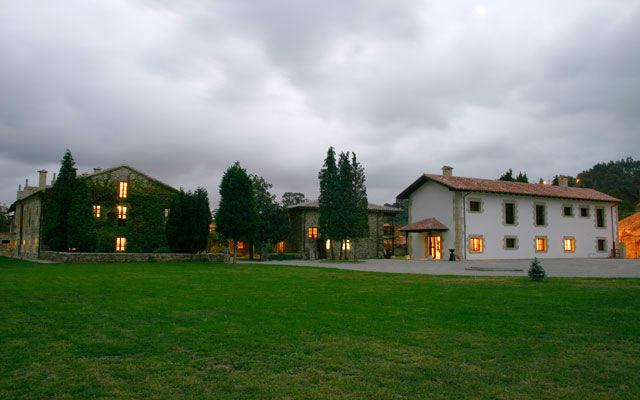 El Hotel Palacio de Caranceja