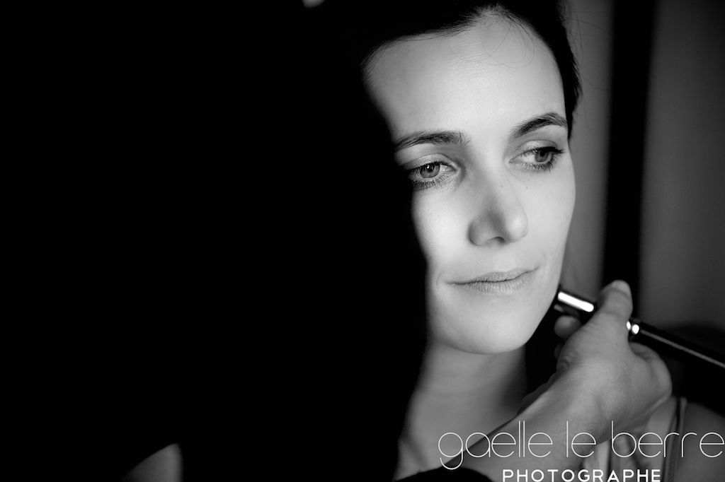 Gaëlle Le Berre Photographe - mon selfie