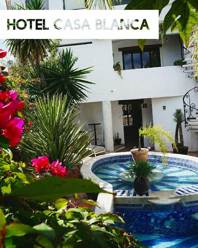 Casa Blanca Hotel - San Miguel de Allende