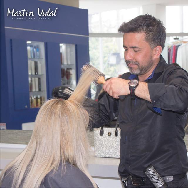 Martín Vidal Peluquería