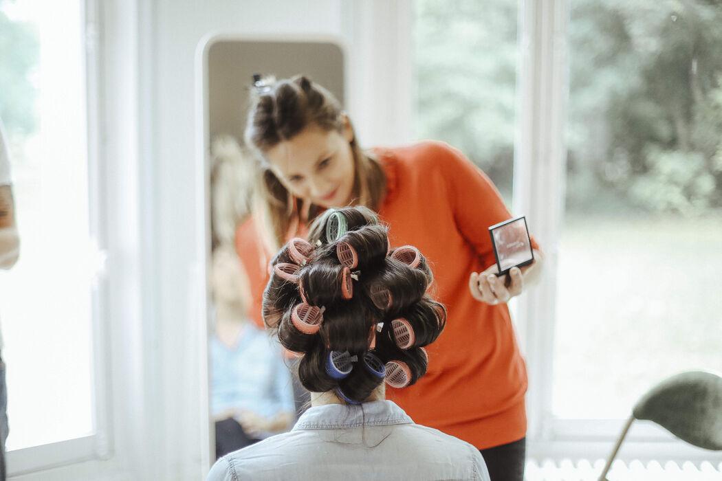 Edgar&LouiseParis : coiffeurs et maquilleurs