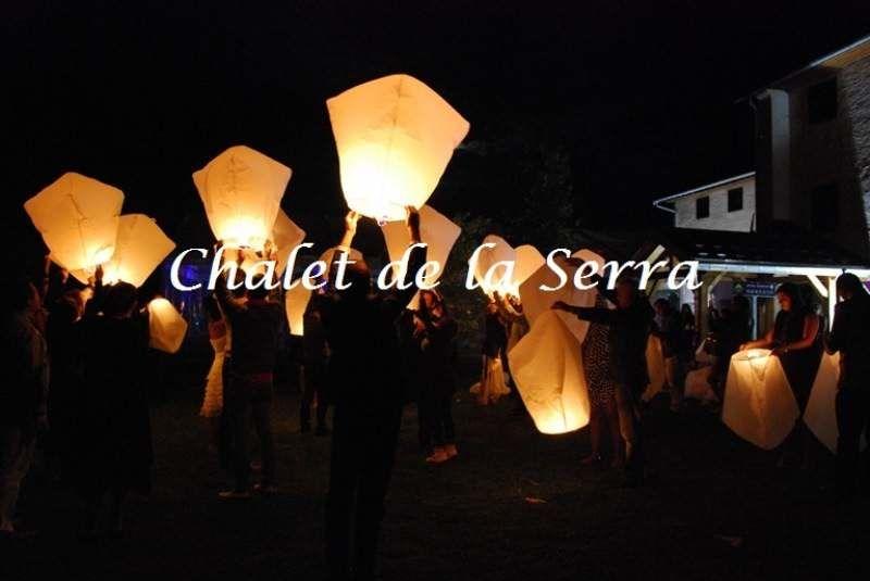 Chalet de la Serra