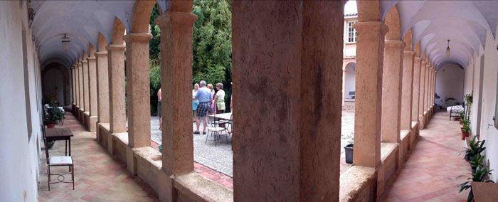 Le Monastère de Ségriès