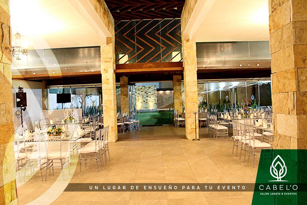 Cabelo Salón Jardín & Eventos