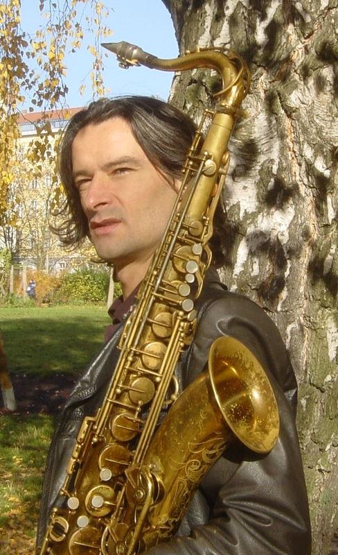 Tenor Saxophon Harald Mahl